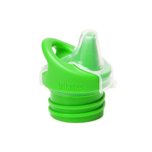 Kid Kanteen Spill Proof Sippy Cap, Bpa, Phthalate, And Lead Free
