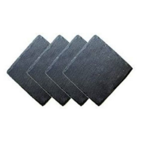True Fabrications Slate Coasters