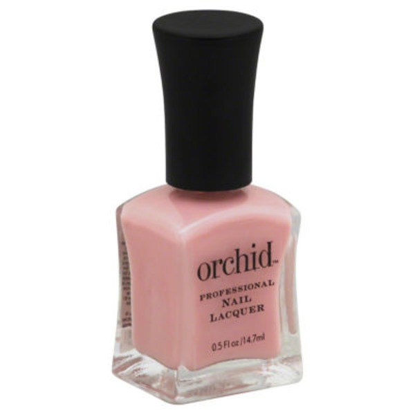 Orchid Nail Lacquer - Cinderella's New Heels