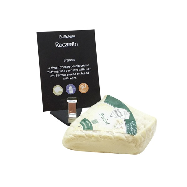 Guilloteau Rocastin Sheep Brie
