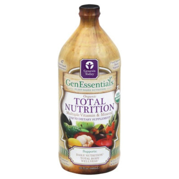 Genesis Today Total Nutrition, 46 superfoods 30 day supply
