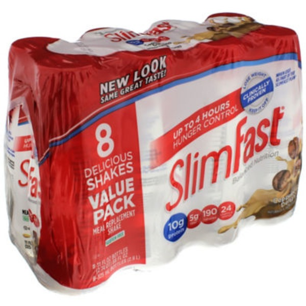 Slimfast Original Cappuccino Delight Meal Replacement Shake