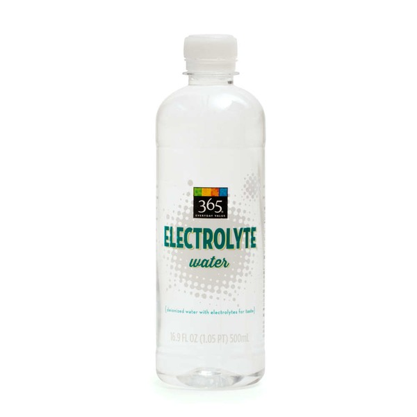 365 Electrolyte Water