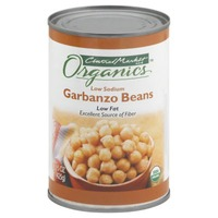 Central Market Low Sodium Garbanzo Beans
