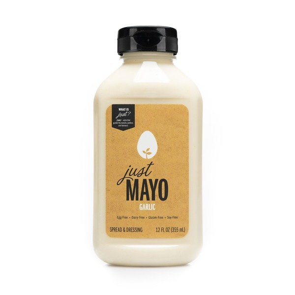 Just Mayo Hampton Creek Just Mayo Garlic