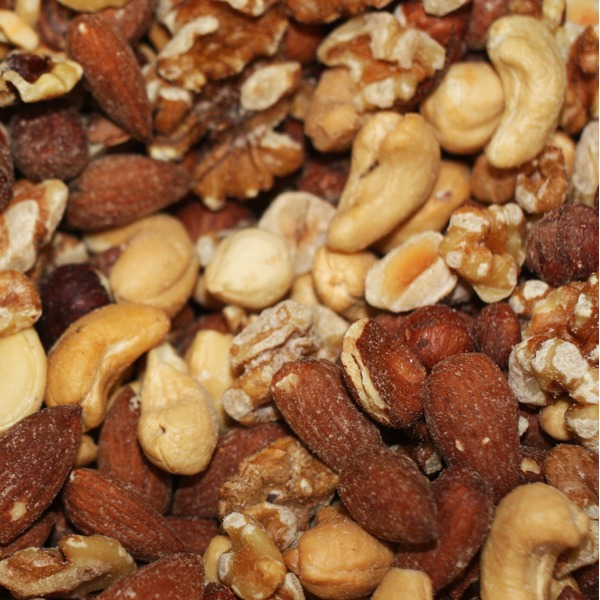 Rocky Mtn Foods Roasted Salted Mixed Nuts