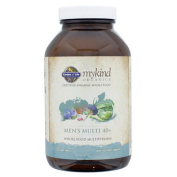 Garden of Life Kind Organic Mens 40+ Multi