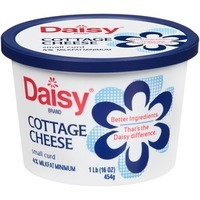 Daisy 4% Milkfat Small Curd Cottage Cheese