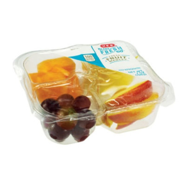 H-E-B Fruit Medley Snack Tray