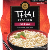 Thai Kitchen Hot & Sour Rice Noodle Soup Bowl