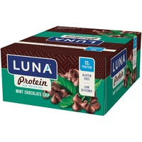 Luna Protein Mint Chocolate Chip