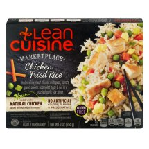 Lean Cuisine Marketplace Chicken Fried Rice, 9.0 OZ