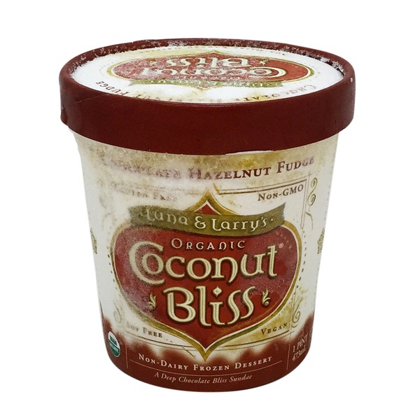 Luna & Larry's Coconut Bliss Organic Coconut Bliss Non-Dairy Frozen Dessert