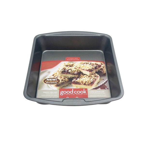 Good Cook Pro Cake Pan, Square