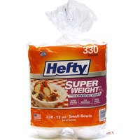 Hefty 12 Ounce Super Weight Foam Bowl
