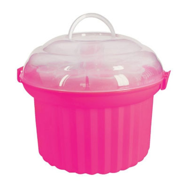 Fox Run Cupcake Carousel Cupcake Carry Case
