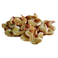 Fish Market Raw Texas Fresh Shrimp Large 31 40 Count