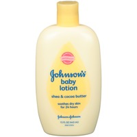 Johnson's® Shea & Cocoa Butter Baby Lotion