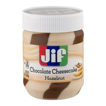Jif Chocolate Cheesecake Flavored Hazelnut Spread, 13 oz