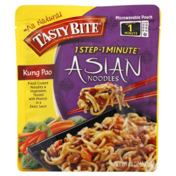 Tasty Bite Asian Noodles Kung Pao