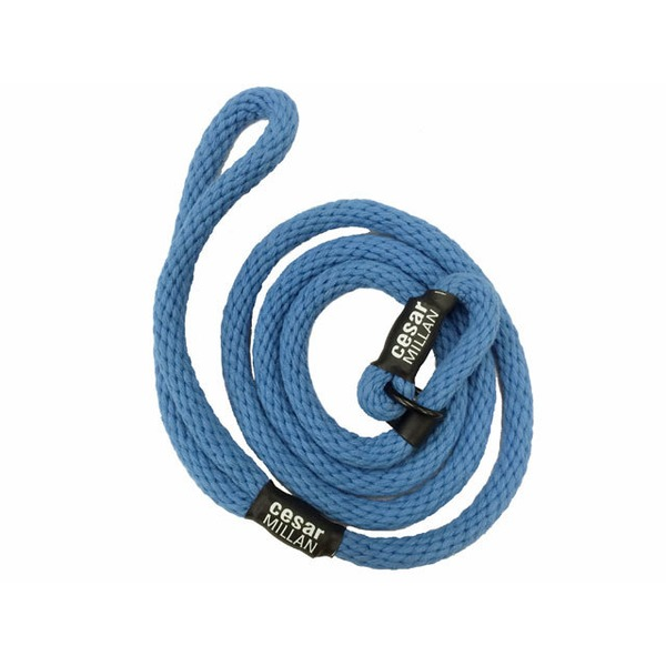 Cesar Millan Large  Blue Braided Leash 48