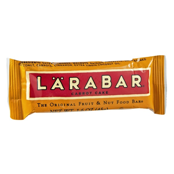 Larabar Carrot Cake Fruit & Nut Food Bar