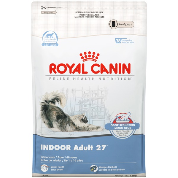 Royal Canin Indoor Adult 27 Cat Food