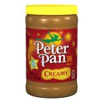 Peter Pan Creamy Peanut Butter, 28 oz