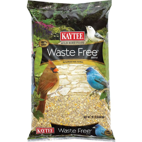 Kaytee Waste Free Blend Wild Bird Food
