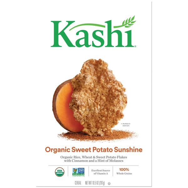 Kashi Organic Sweet Potato Sunshine Cereal