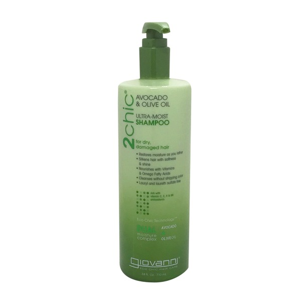 Giovanni Avocado & Olive Oil Ultra Moist Shampoo