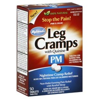 Hyland's Leg Cramps PM Nighttime Cramp Relief Tablets - 50 CT