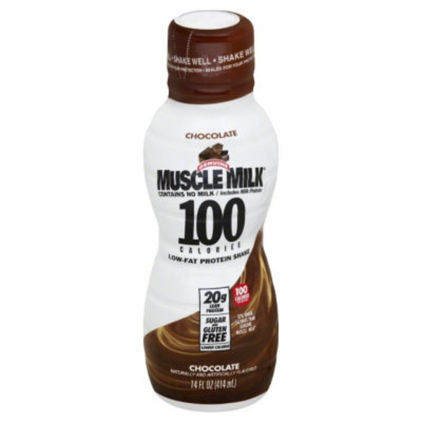 Muscle Milk 100 Calorie Chocolate Shake