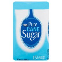 Great Value Pure Cane Sugar, 4 lb