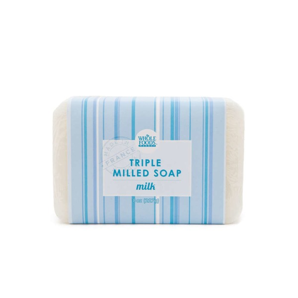 Whole Foods Market Triple Milled Milk Soap Bar