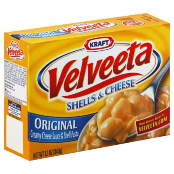 Kraft Velveeta Shells & Cheese Pasta