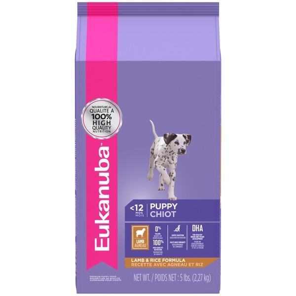 Eukanuba Puppy Lamb & Rice Formula Dog Food
