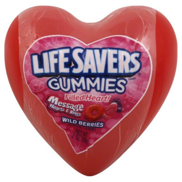 LifeSavers Gummies Plastic Heart
