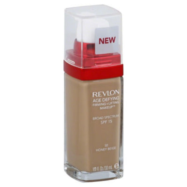 Revlon Age Defying Firming + Lifting Makeup - Honey Beige