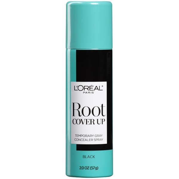 Root Cover Up Black Root Hair Color