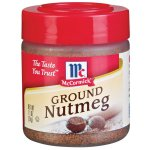 McCormick Ground Nutmeg, 1.1 Oz