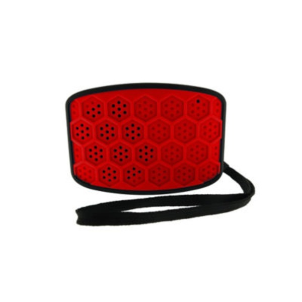 Bytech Bluetooth Speaker Red/Black