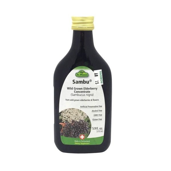 Dr. Dunner Sambu Wild Grown Elderberry Concentrate