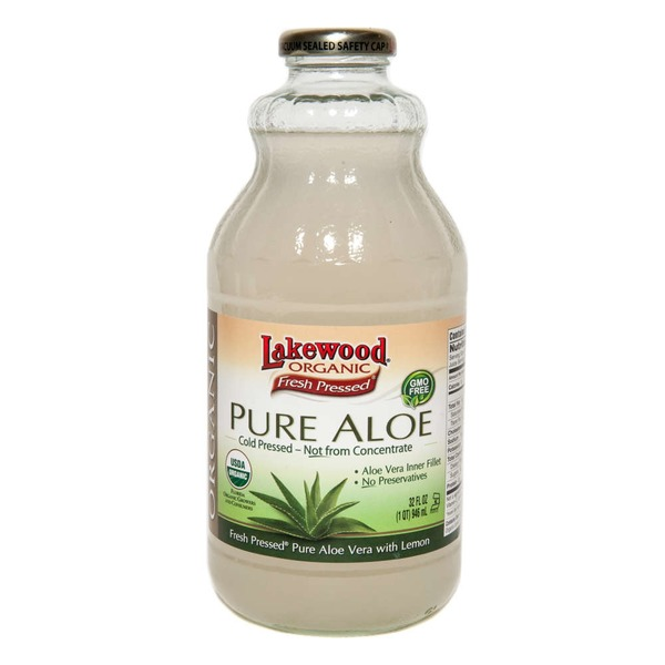 Lakewood Organic Pure Aloe
