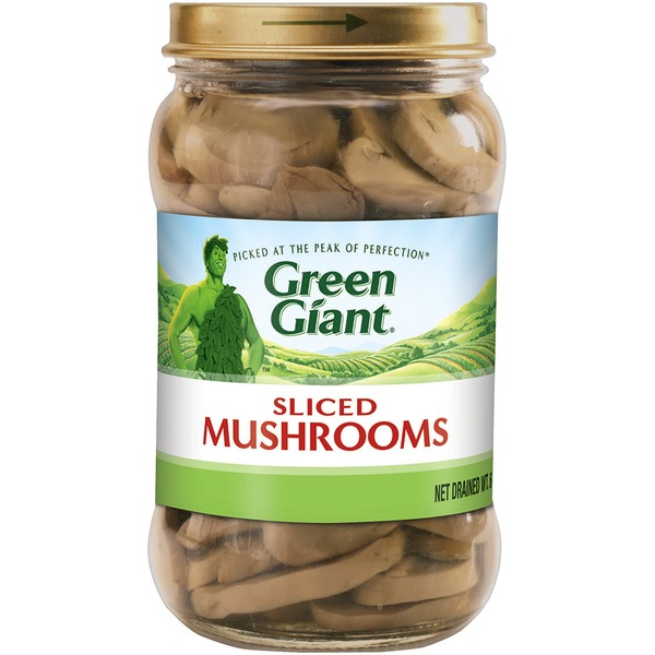 Green Giant Sliced Mushrooms
