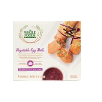 Whole Foods Market Vegetable Egg Rolls