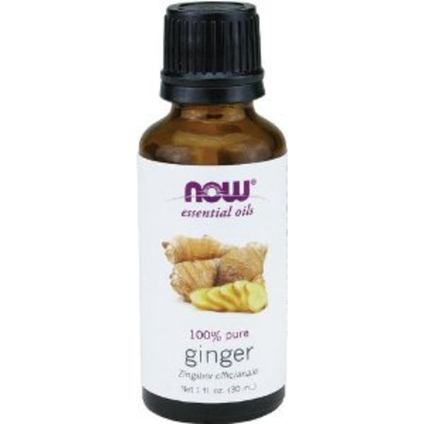 Now Essential Oils 100% Pure Ginger Oil