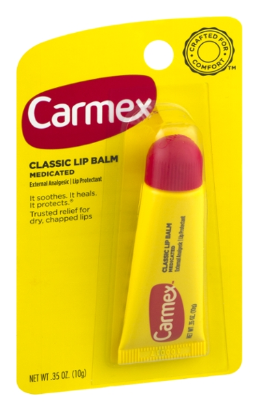 Carmex tube peg 1/3z