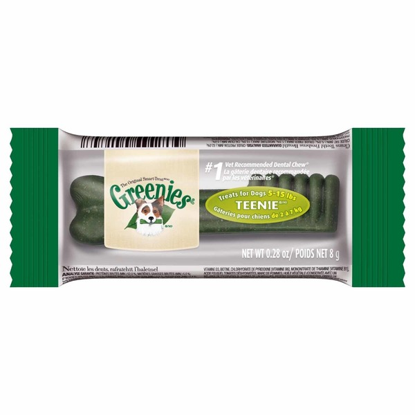 Greenies Teenie Dog Treats
