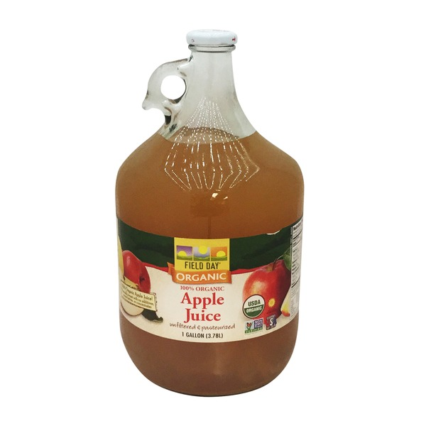 Field Day Organic Apple Juice